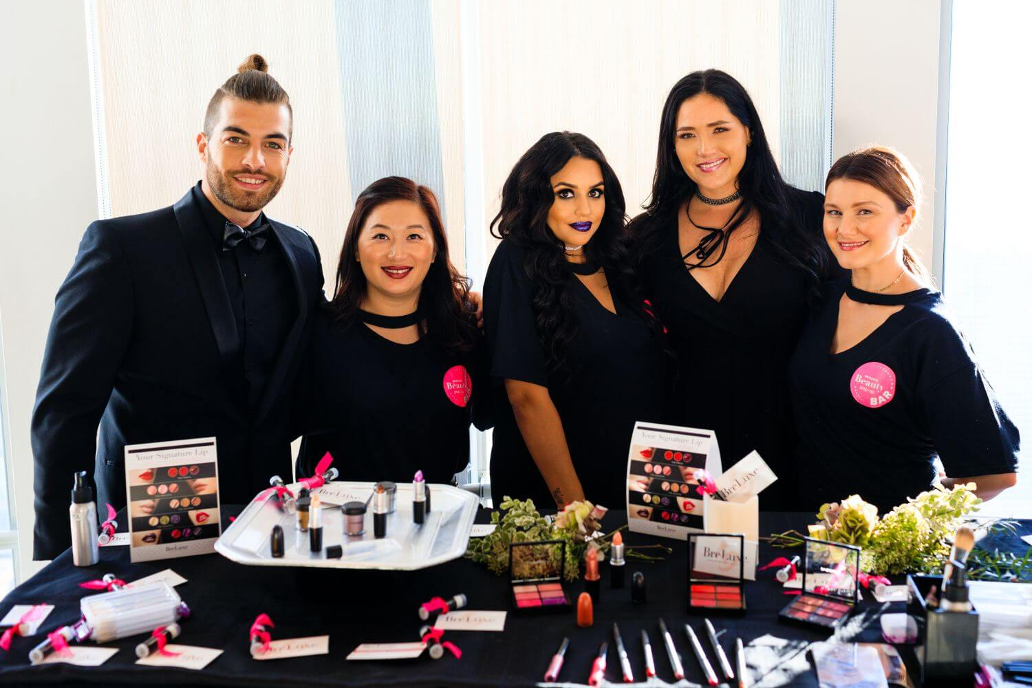 Pop Up Beauty Bars are the Next Big Thing, Los Angeles says so! 1